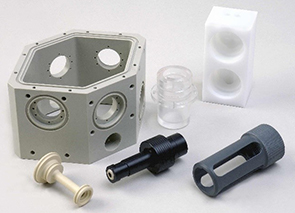 Machined from Polypropylene, Polypropylene Component, Polypropylene