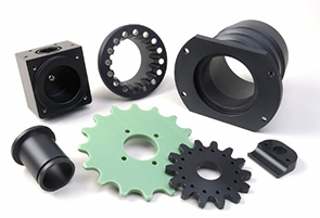 Machined from Nylon, Nylon Components